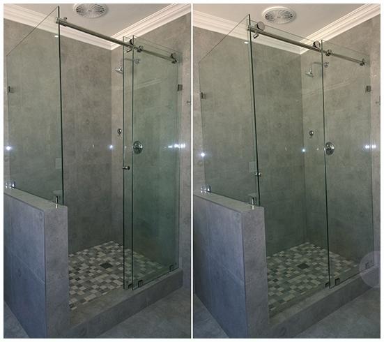 Bathroom Doors Jhb elite showers   frameless shower doors